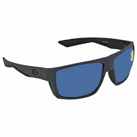 Costa Del Mar BLK 127 OBMP Bloke Mens  Sunglasses