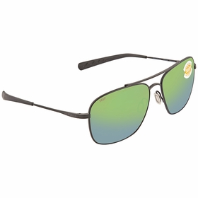 Costa Del Mar CAN 101 OGMP Canaveral Mens  Sunglasses