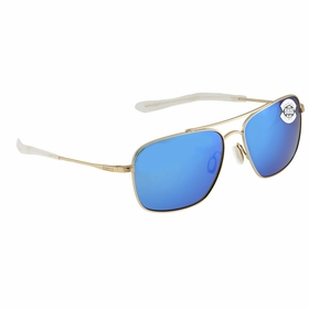 Costa Del Mar CAN 126 OBMGLP Canaveral   Sunglasses
