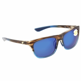 Costa Del Mar CHA 251 OBMP Cheeca Unisex  Sunglasses