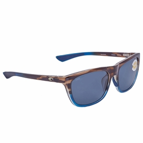 Costa Del Mar CHA 251 OGP Cheeca Mens  Sunglasses