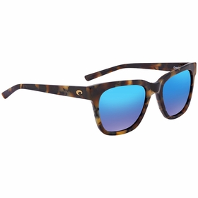Costa Del Mar CQA 241 OBMGLP Coquina Ladies  Sunglasses