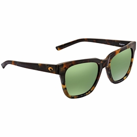 Costa Del Mar CQA 241 OGMGLP Coquina Ladies  Sunglasses
