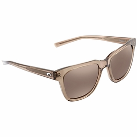 Costa Del Mar CQA 258 OSCGLP Coquina Ladies  Sunglasses