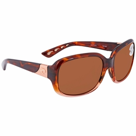 Costa Del Mar GNT 120 OCGLP Gannet Ladies  Sunglasses
