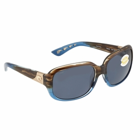 Costa Del Mar GNT 251 OGP Gannet Ladies  Sunglasses