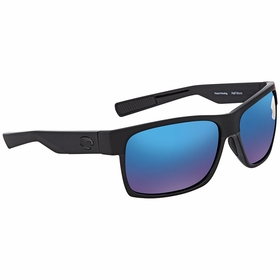Costa Del Mar HFM 155 OBMP Half Moon Mens  Sunglasses