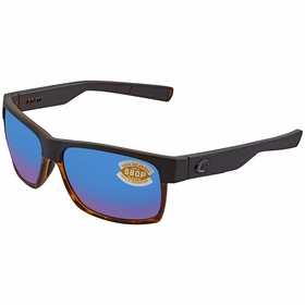 Costa Del Mar HFM 181 OBMP Half Moon   Sunglasses