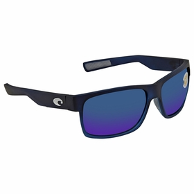 Costa Del Mar HFM 193 OBMP Half Moon Unisex  Sunglasses