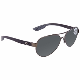 Costa Del Mar LR 22 OGGLP Loreto   Sunglasses