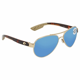 Costa Del Mar LR 64 OBMGLP Loreto Mens  Sunglasses