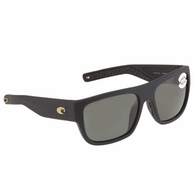 Costa Del Mar MH1 187 OGGLP Sampan Unisex  Sunglasses