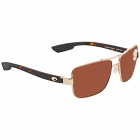 Costa Del Mar NTN 64 OCP North Turn   Sunglasses