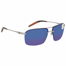 Costa Del Mar SKM 228 OBMP Skimmer Mens  Sunglasses