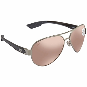 Costa Del Mar SO 21 OSCGLP South Point Unisex  Sunglasses