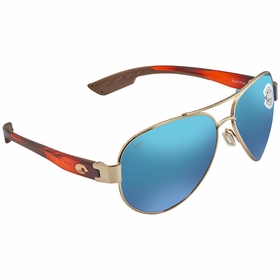 Costa Del Mar SO 84 OBMGLP South Point Unisex  Sunglasses