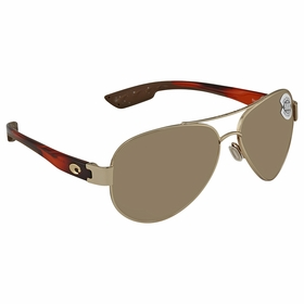 Costa Del Mar SO 84 OSCGLP South Point Unisex  Sunglasses