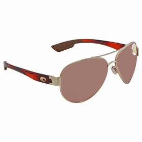 Costa Del Mar SO 84 OSCP South Point Unisex  Sunglasses