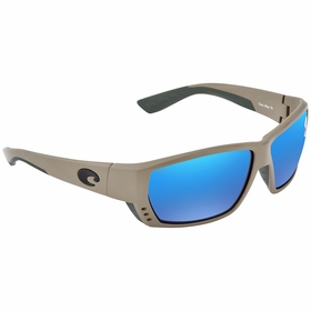 Costa Del Mar TA 248 OBMGLP Tuna Alley Mens  Sunglasses
