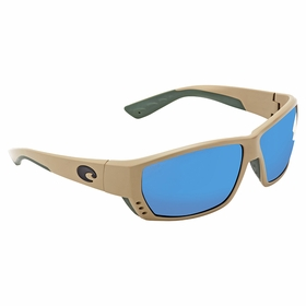 Costa Del Mar TA 248 OBMP Tuna Alley Unisex  Sunglasses