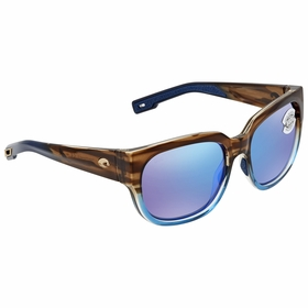 Costa Del Mar WTR 251 OBMGLP Waterwoman II Ladies  Sunglasses