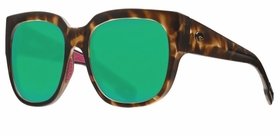 Costa Del Mar WTW 249 OGMGLP Waterwoman   Sunglasses