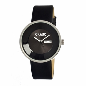 Crayo CR0207 Button Unisex Quartz Watch