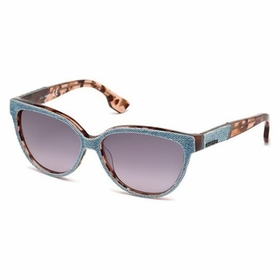 Diesel DL0139 56A 58  Ladies  Sunglasses