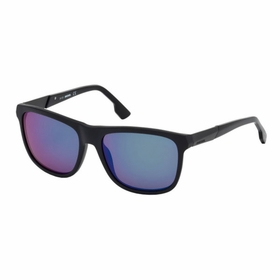Diesel DL0187 02X 57  Mens  Sunglasses