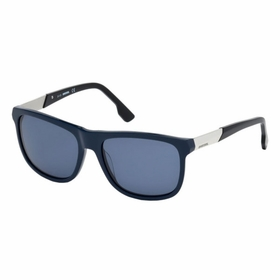 Diesel DL0187 90V 57  Mens  Sunglasses