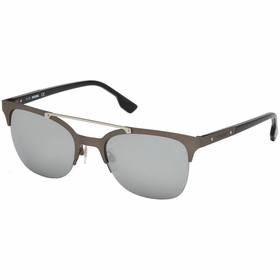 Diesel DL0215-58G  Mens  Sunglasses