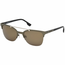 Diesel DL0215-97G  Mens  Sunglasses