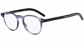 Dior BLACK250 0ACI 47 Mens Eyeglass Frames