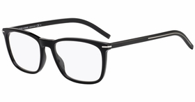Dior BLACK265 0807 52 Mens Eyeglass Frames
