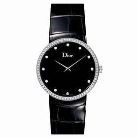 Dior CD043114A003 La D De Dior Ladies Quartz Watch