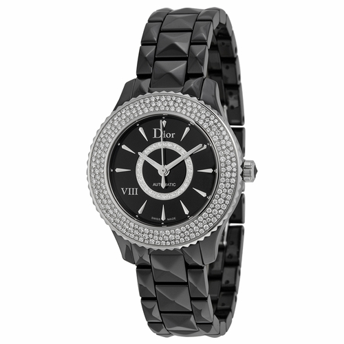 Dior CD1235E1C001 Dior VIII Ladies Automatic Watch
