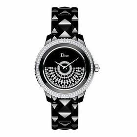 Dior CD123BE0C001 VIII Ladies Automatic Watch