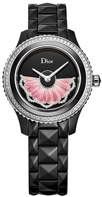 Dior CD123BE0C003 VIII Ladies Automatic Watch