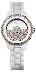 Dior CD123BE1C002 VIII Ladies Automatic Watch