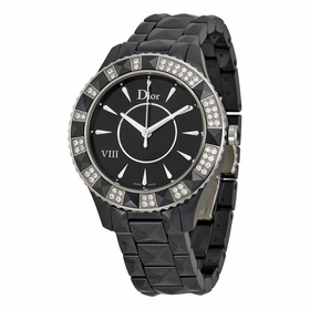 Dior CD1241E0C001 Dior VIII Ladies Quartz Watch
