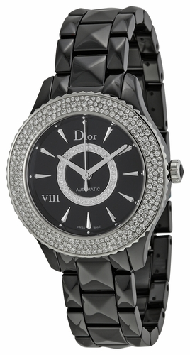 Dior CD1245E2C001 Dior VIII Ladies Automatic Watch