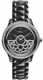 Dior CD124BE0C002 VIII Ladies Quartz Watch