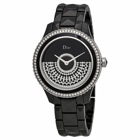 Dior CD124BE3C001 VIII Grand Bal Broderie Ladies Automatic Watch