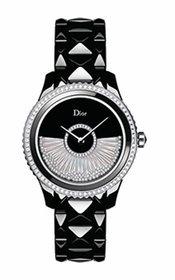 "Dior CD124BE3C003 VIII Grand Bal ""Drape"" Ladies Automatic Watch"