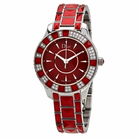 Dior CD143114M001 Christal Ladies Quartz Watch