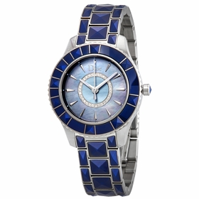 Dior CD143117M001 Christal Ladies Quartz Watch