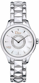Dior CD151111M001 VIII Montaigne Ladies Quartz Watch