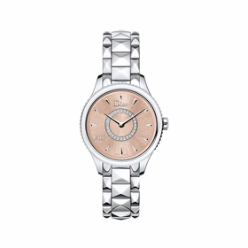 Dior CD151111M002 VIII Montaigne Ladies Quartz Watch