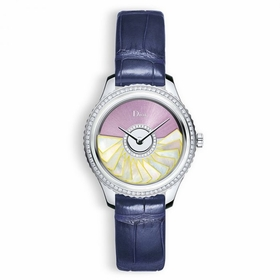 Dior CD153B10A001 Grand Bal Plisse Soleil Ladies Automatic Watch