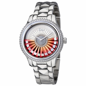 Dior CD153B10M004 VIII Grand Bal Plisse Ladies Automatic Watch